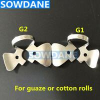 Dental Endodontic Rubber Dam Clamp Dental Special Clip Damp Insulation Stainless