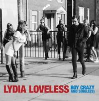 Lydia Loveless - Boy Crazy & Single(s) [New CD] Digipack Packaging