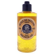 Shea Body Shower Oil by LOccitane for Unisex - 8.4 oz Body Wash