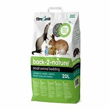 Back 2 Nature Small Animal Biodegradeable Paper Litter 20ltr