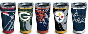Tervis 20oz Stainless Steel Tumbler - Pick Your Team (NFL - RUSH)