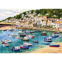 GIBSONS MOUSEHOLE 1000 PIECE TERRY HARRISON JIGSAW PUZZLE G6127 NEW SEALED