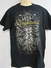 NEW - NIGHTWISH FORMS MOST BEAUTIFUL BAND  CONCERT MUSIC T-SHIRT EXTRA LARGE