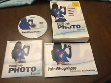 Corel PaintShop Photo Express 2010  Software For Microsoft Windows XP, Windows 7