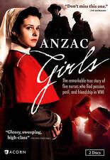 ANZAC Girls (2013 DVD) Georgia Flood Caroline Craig ..