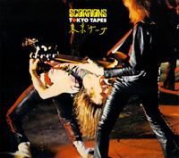 Scorpions • Tokyo Tapes • Deluxe Edition • 2CD • 1978 BMG Germany, 2015 ••NEW••