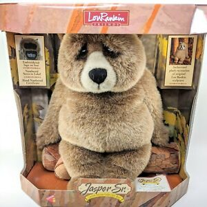 VTG Lou Rankin Friends Jasper Sr Limited Ed Collectible Bear Dakin 1999 NIB