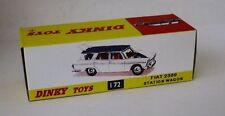 Repro Box Dinky Nr.172 Fiat 2300 Kombi