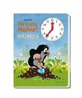 Der kleine Maulwurf Uhrenbuch von Miler, Zdenek | Buch | Zustand gut