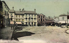 Stowmarket. Market Place in Druce's Series.