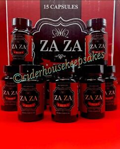 ZaZa Red 10 Bottles Of 15 Count. 100% Authentic.