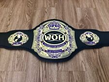 WOH Women Of Honor Wrestling championship belt.adult size