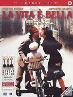 LA VITA E' BELLA (1995) un film di Roberto Benigni - DVD EX NOLEGGIO CECCHI GORI