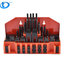 Ultra Quality 3901-0304 5 Piece Clamping Kit with 0.54 Slot and 1//2-13 Stud
