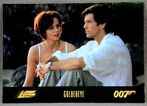 James Bond Goldeneye Collector Card #49