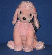Retired TY BRIGITTE the DOG  BEANIE BUDDY - MINT with MINT TAG