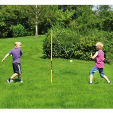 Jeu de tennis balle avec 2 raquettes enfant adulte Twist Ball HUDORA 76171