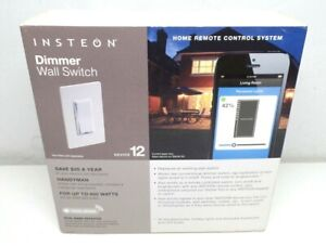 INSTEON 2432-292 DIMMER WALL SWITCH HOME REMOTE SYSTEM , NIB