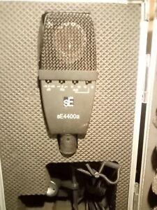 Se Electronics Se4400a w/ Shock Mount and Hardcase