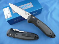 Benchmade 590 Boost Knife Overmolded Handle S30V Stainless Assisted Opener