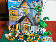 Playmobil 4343 Animal Clinic Vet Large Set Boxed Figures Animals Accessories