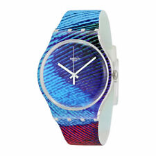 Swatch Plastic Band Analogue Wristwatches