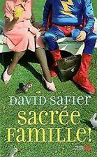 Sacrã E Famille! (Edición Francesa) por Safier de David