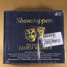 SHOWSTOPPERS - LLOYD WEBBER - 4CD - 1999 - OTTIMO CD [AP-040]
