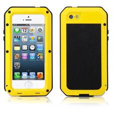Fundas y carcasas Apple color principal amarillo para teléfonos móviles y PDAs