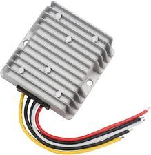 Voltage Reducer Converter DC 36 and 48-volt 20 Amp 240 Watt to 12v for Golf Cart