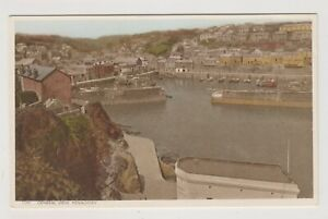 Cornwall postcard - General View, Mevagissey (A1985)