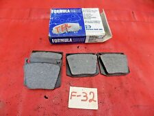 Triumph TR6, TR250, New Brake PAds, Front, !!