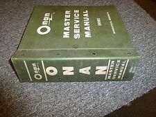 Onen NB NHA NHB NHC JB MJB JC MJC RJC DJA MDJA Engine Shop Service Repair Manual