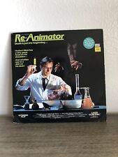 Re-animator Unrated Version Extended Play Laser Disc