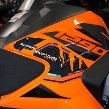 Adesivi 3D Protezioni Laterali compatibili con KTM 1290 Super Adventure S-R 2021