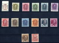 Sellos de España 1929 nº 455/468 Sociedad Naciones nuevos Spain stamps A1