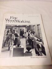 Fine Woodworking Magazine July / August 1981 No. 29