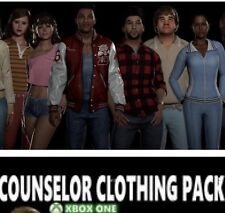 Friday the 13th the game Counselor Clothing Pack DLC Xbox one