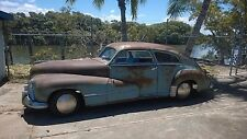 1948 Oldsmobile fastback NOT Buick Holden Chevrolet Ford Pontiac Dodge Chrysler