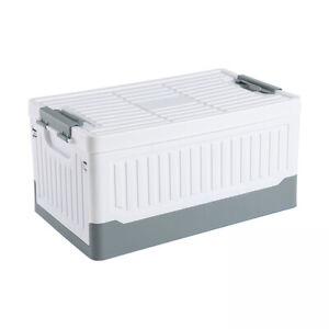 Car Organiser Folding Foldable storage Box Trunk Collapsible Multi-purpose x 2