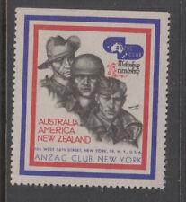 Australia 1945 (-) Anzac Club -Cinderella Muh