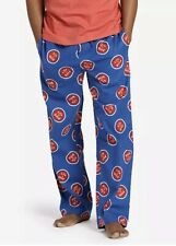 LIFE IS GOOD NEW Coin LIG Blue PJs Pajamas Sleep Lounge Pants NWT Mens Size XL