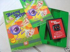 Atari 2600 Game Beany Bopper Complete ATARI 2600 Video Game System #ZXSA