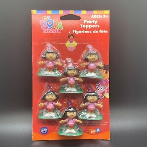 NEW Wilton DORA THE EXPLORER Party Toppers