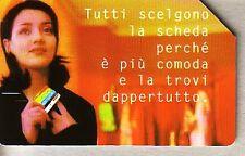 Telefonkarte Italien gut erhalten + unbeschädigt (intern: 2274 )