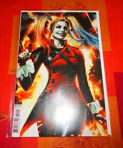Comics VO DC SUICIDE SQUAD N°11 – Harley Quinn Variant Cover - Neuf
