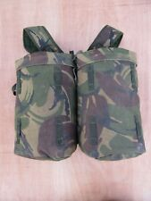 British Army DPM PLCE Rocket Pack / Jet Pack Side Pouch x 2,Yoke & Straps.