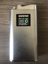 SHURE SHA900 Portable Headphone Amplifier. No Cables- Amplifier ONLY.