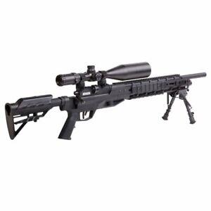 Benjamin Armada Bolt-Action Pneumatic Air Rifle, .22 Cal w/ Scope - BTAP22SX
