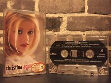 Christina Aguilera S/T (RCA/BMG 1999) Kassette Cassette Tape